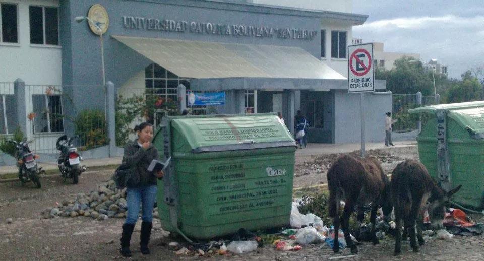 Universidad Católica de Bolivia