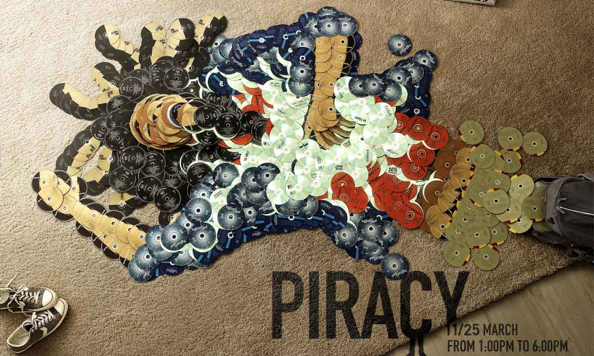piratería vs copyleft
